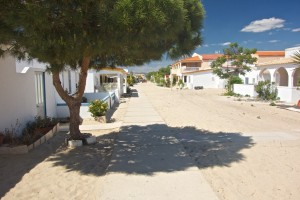 Culatra village