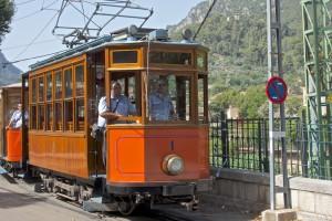 Tram to Soller