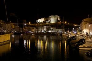 Bonifacio by Night