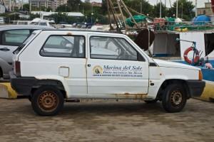Marina del Sol company car