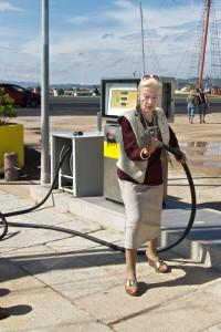 Top class fuel service in Olbia