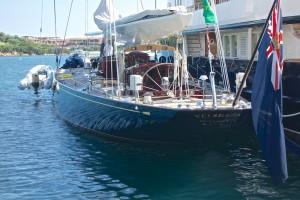 J-Boat,  Velsheda