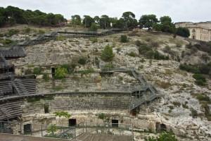Roman theatre Cagliari