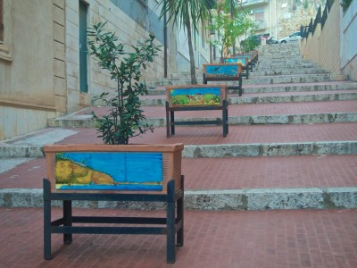 Art work in Sciacca