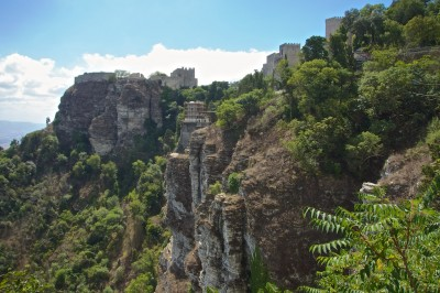 Erice was easy to defend