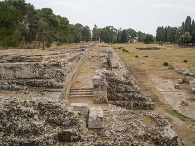 Neapolis Archaeological area
