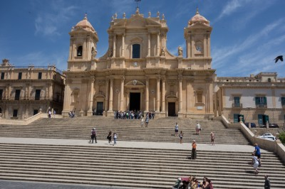 A Cathedral in Noto