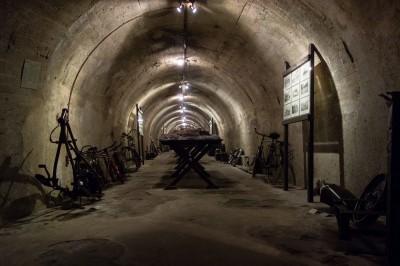 War tunnel