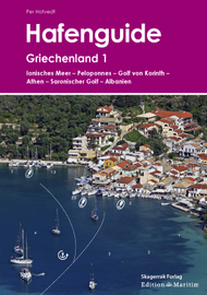 New Cruising guide for Greece