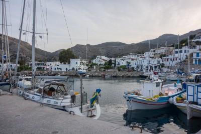 Livadhiou harbour