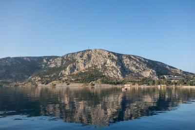 Mountains in Antikyra