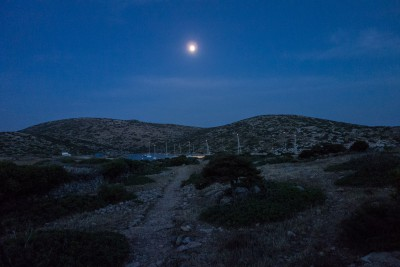 Full moon in Levitha