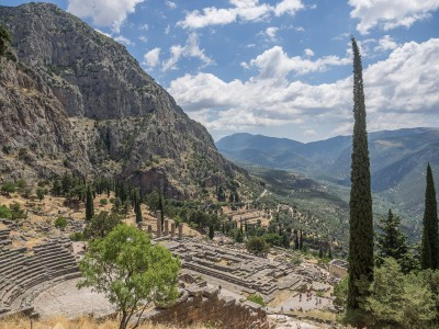 View from Delphi