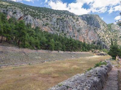 Track & Field arena Delphi