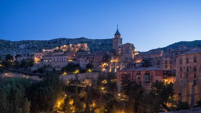 Albarracin by Night